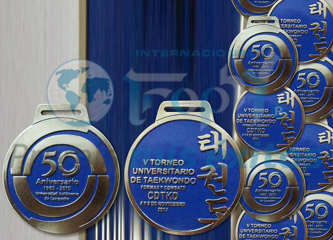 50 Aniversario de la Universidad Autónoma de Campeche