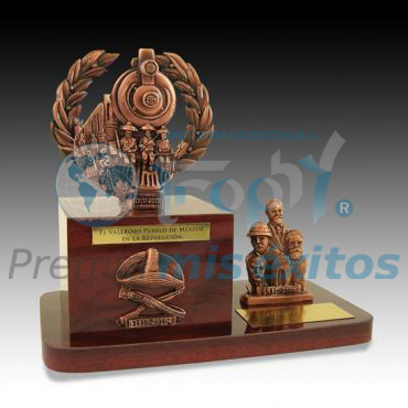 Trofeo Semar valeroso pueblo