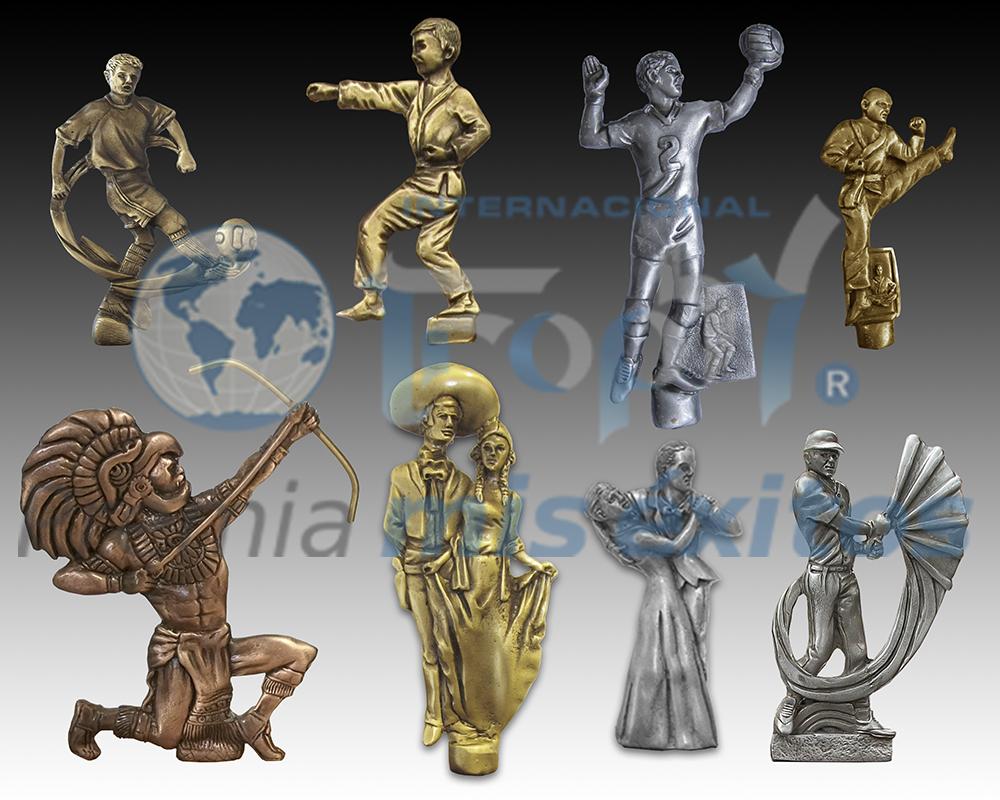 Estatuillas y figuras deportivas