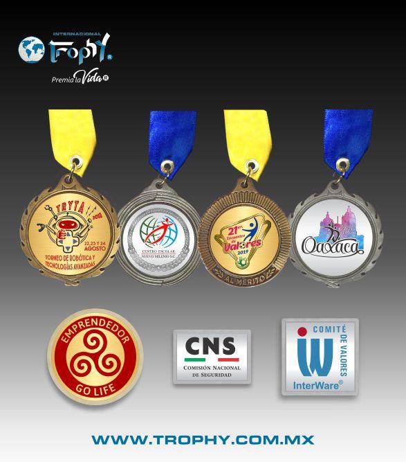 Medallas Exprés