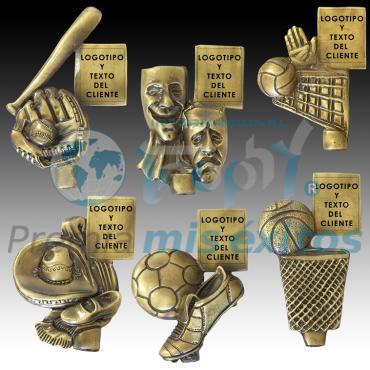 Alegorías para trofeos