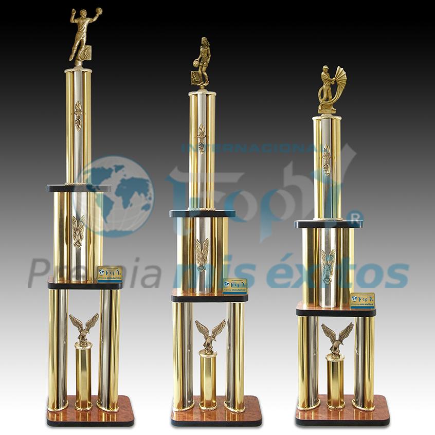 Trofeos Competens 110, 100 y 90 cm